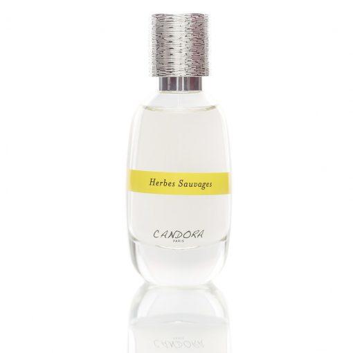 Parfum herbes sauvages Candora Paris
