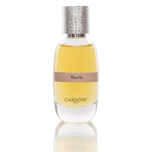 Parfum vanille Candora Paris