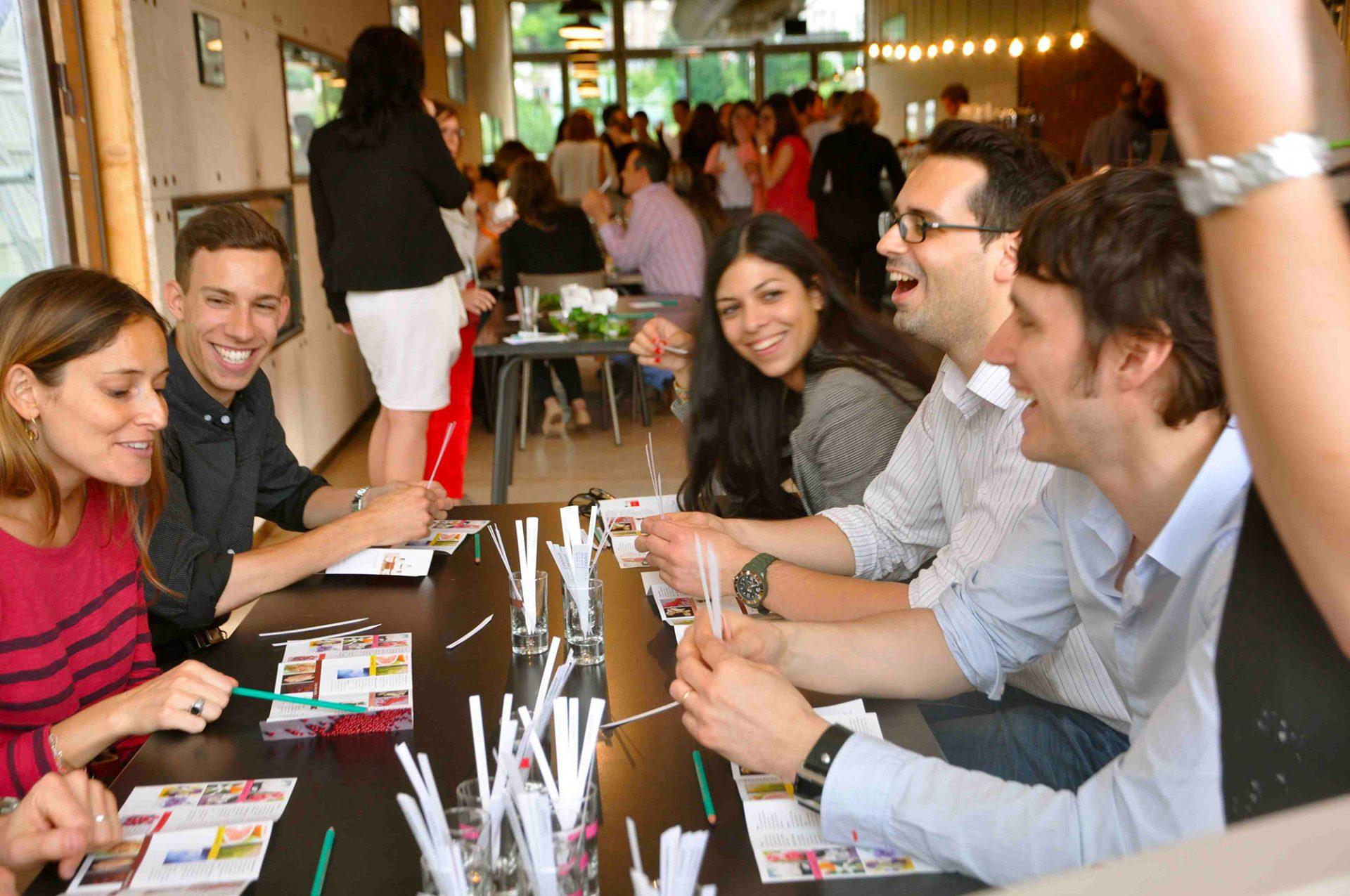 Activité team building Paris