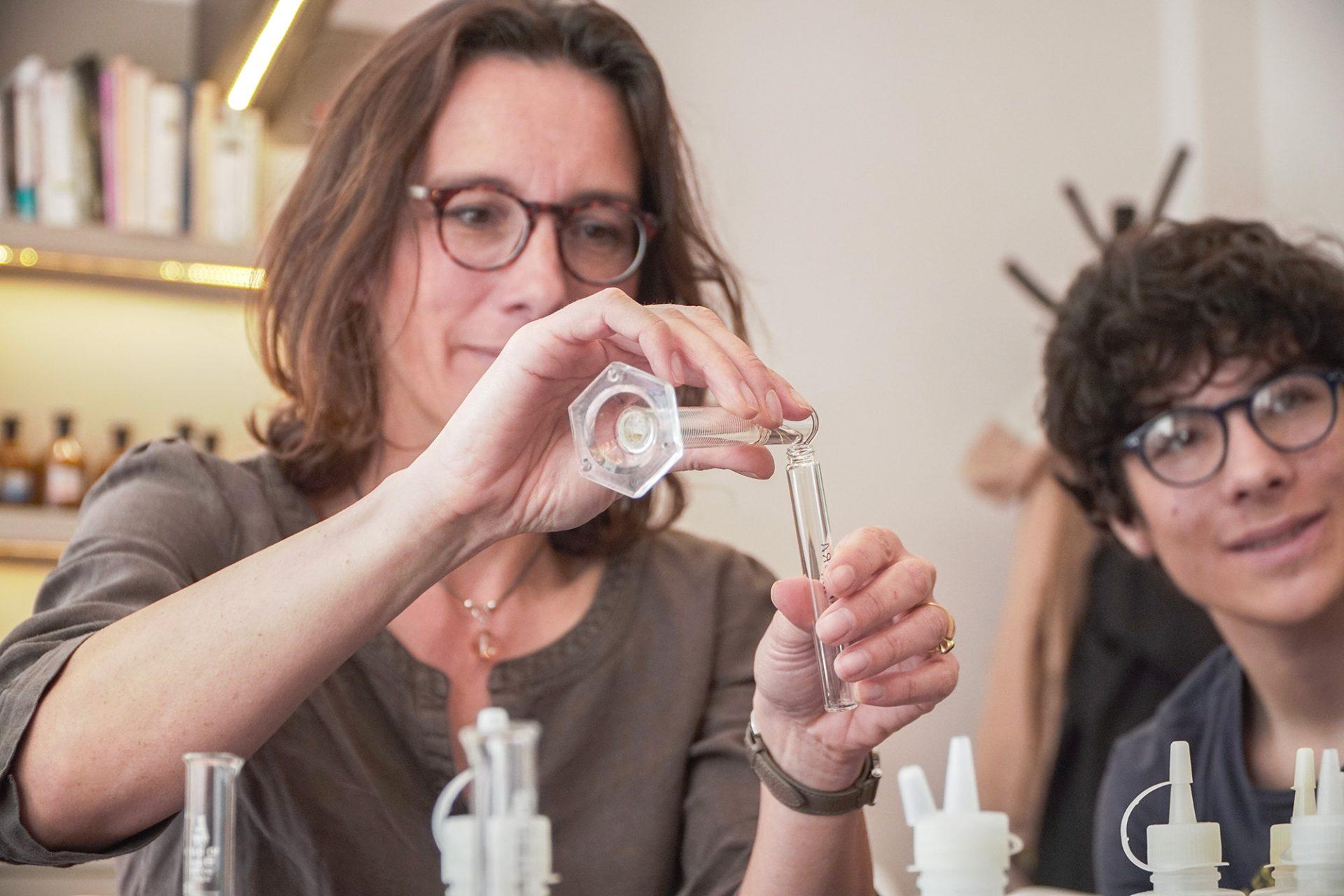 Créer son parfum avec Candora Paris