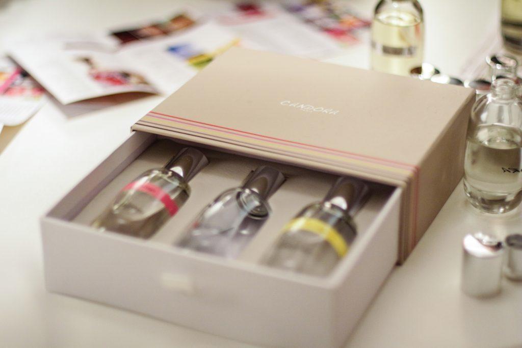 Atelier de parfum sur mesure