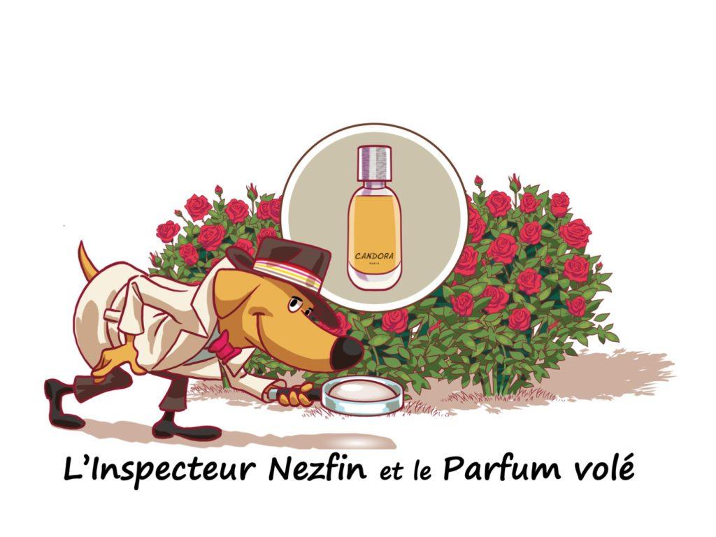 Inspecteur Nezfin Candora