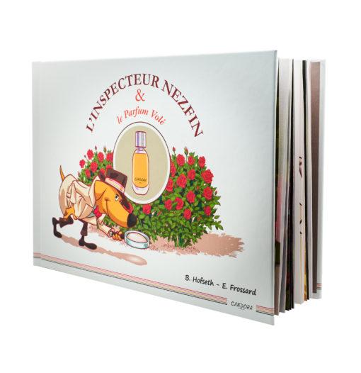 Le livre-coffret de l'inspecteur Nezfin